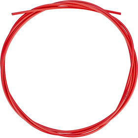 capgo BL Gaine de câble de vitesse 3m x 4mm, red